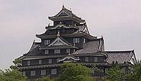 岡山城 備前国(岡山県岡山市)のキャプチャー