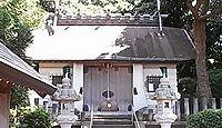 杉山神社 神奈川県横浜市港北区岸根町