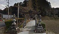 大野神社(美作市) - 724年創建の古社、藤原広嗣の乱鎮圧の大野東人ゆかりの地