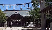 伊和都比売神社 - もとは海上の岩礁の大園社、東郷平八郎の崇敬、姫神による縁結び信仰