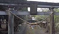 十島菅原神社 熊本県球磨郡相良村柳瀬のキャプチャー