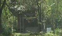 二王子神社 新潟県新発田市田貝のキャプチャー