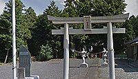 横見神社 埼玉県比企郡吉見町御所