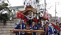 加津良神社 大阪府八尾市萱振町のキャプチャー