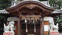 山田八幡神社 埼玉県川越市山田のキャプチャー