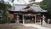 東鴨神社(坂出市) - 平安時代に空海の叔父が葛城高鴨神を勧請、鴨庄氏神の式内社