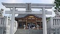 甲斐奈神社(甲府市) - 綏靖期に白山大神を祀り、浅間神を合祀した「理」と「和」の神