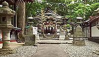 新屋山神社 山梨県富士吉田市新屋のキャプチャー