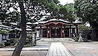 品川神社 東京都品川区北品川のキャプチャー