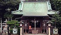 高円寺天祖神社 東京都杉並区高円寺南のキャプチャー