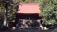 波閇科神社 長野県千曲市上山田のキャプチャー