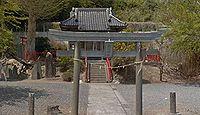 鹿石神社 宮城県東松島市矢本