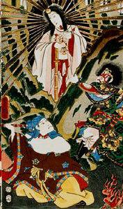 【古事記を彩る姫たち】ほとばしる美しさで、男どもをメロメロにする女子たちのキャプチャー