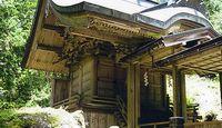 楯縫神社 兵庫県養父市建屋