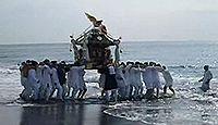白髭神社 神奈川県小田原市小船のキャプチャー
