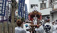 八王子神社 大阪府大阪市東成区中本のキャプチャー
