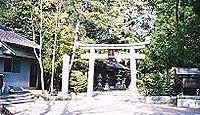 八剣神社 奈良県天理市田井庄町