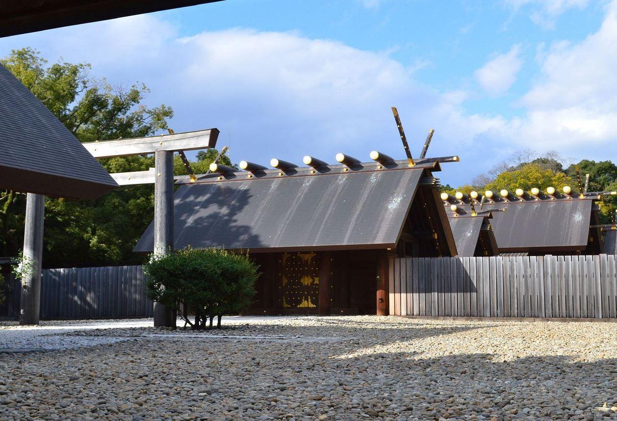 [愛知県]初詣で人気の神社のキャプチャー