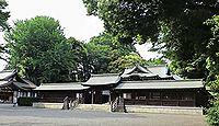 井草八幡宮 - 源頼朝が奥州征伐の際に八幡神を合祀、3年に一度の神輿と5年に1度の流鏑馬