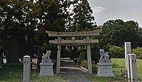八幡神社 埼玉県熊谷市三ヶ尻