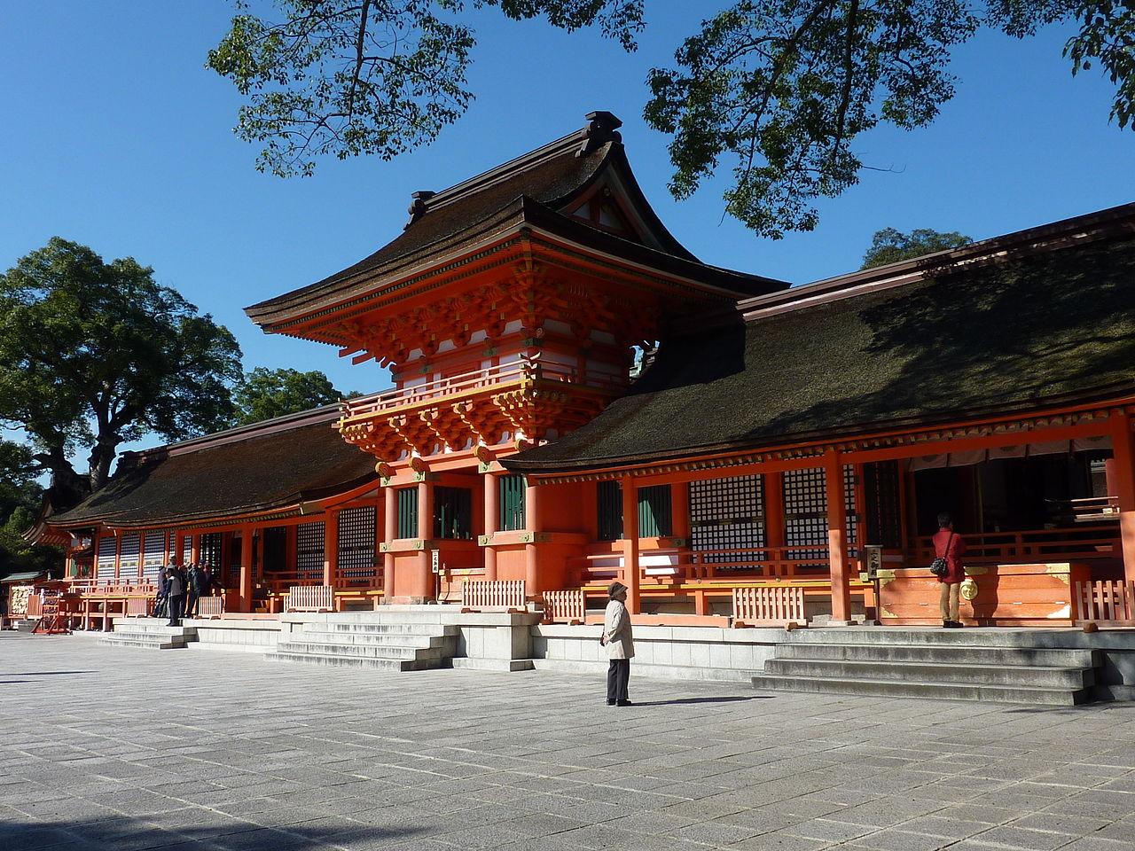 [大分県]初詣で人気の神社のキャプチャー