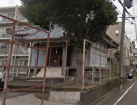 住吉神社 静岡県静岡市葵区一番町のキャプチャー