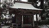 十三騎神社 - 戦国期に敗死した北弾正と家臣12名が祟りをなしたので神明社境内に奉斎