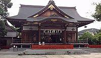 道野辺八幡宮 - 平将門が中沢城を築く際に鎮祭した、現在では鎌ケ谷市の総守護神