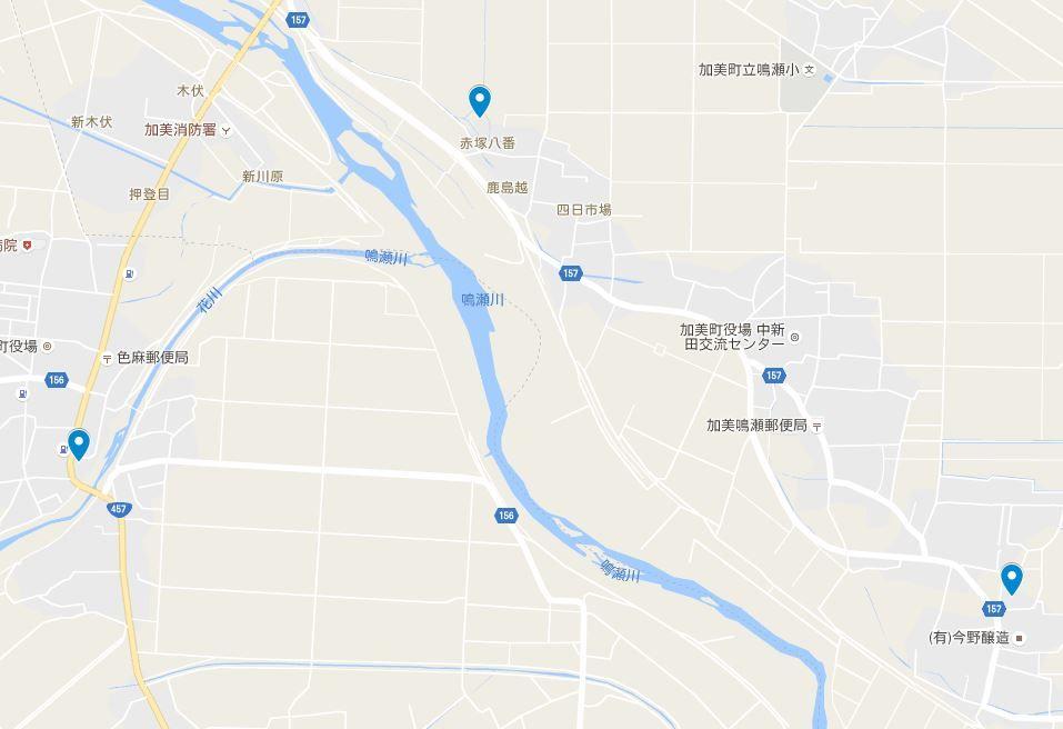 色麻古社三社とは?のキャプチャー