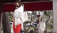 重要無形民俗文化財「糸魚川・能生の舞楽」 - 舞い振りや奏法に中央舞楽にない味わいのキャプチャー