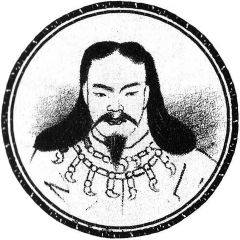 安寧天皇のキャプチャー