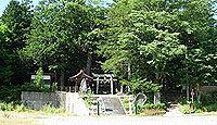 一位森八幡神社 - 木曽義仲が創祀、イチイの森が天然記念物、持てば1位になれるお守り