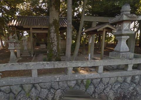 麻續神社 三重県多気郡明和町中海のキャプチャー