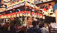 野坂神社(大分市) - 参勤交代の港町・三佐、樹齢400年の巨木、4月の春祭は豪華な山車