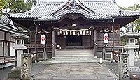 山北八幡神社 - 『日本三代実録』記載の讃岐国船山神、丸亀の三氏藩主に崇敬された古社