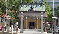 警固神社 福岡県福岡市中央区天神のキャプチャー