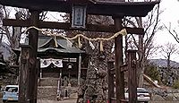 妻科神社 - 水内郡一の大社・健御名方富命彦神別神社の后神で、『日本書紀』記載社か