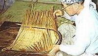 重要無形民俗文化財「木積の藤箕製作技術」 - 千葉、伝承活動積極的な民俗技術