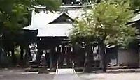 稲荷神社 神奈川県川崎市多摩区中野島のキャプチャー