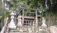 大倉姫神社 奈良県御所市戸毛
