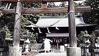 蒲生神社 栃木県宇都宮市塙田のキャプチャー