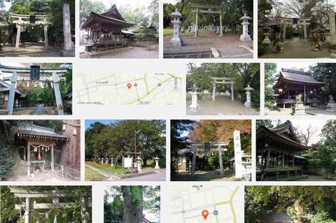 上坂神社(滋賀県長浜市東上坂町1302)