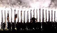 南宮神社(一宮町) - 白鳳期の勧請、ナイアガラ花火の中の宮入が幻想的な上総十二社