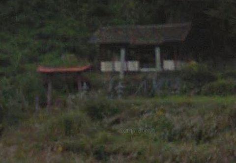 意加美神社 広島県庄原市総領町五箇のキャプチャー