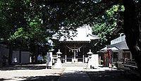 八幡大神 神奈川県横浜市港北区篠原町