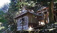 高野神社 鳥取県岩美郡岩美町延興寺のキャプチャー