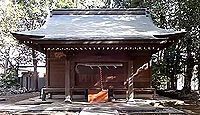 諏訪神社 千葉県白井市根のキャプチャー