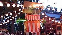 秋津神社 東京都東村山市秋津町のキャプチャー