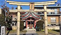 須賀稲荷神社 東京都中野区江原町のキャプチャー