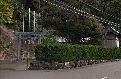 廣嶺神社 福井県三方上中郡若狭町遊子のキャプチャー